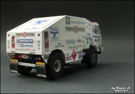 Tatra 815 Puma II, Dakar 2005