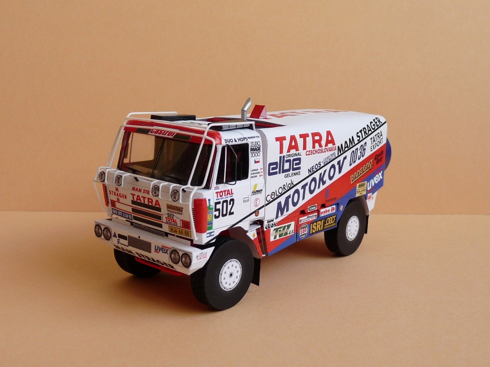Tatra 815 Rallye 1992