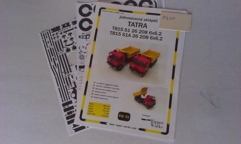 Tatra 815 S1 26 208 6x6.2