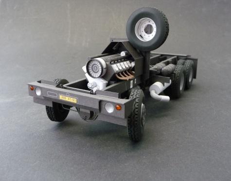 Tatra 815 S3 6x6