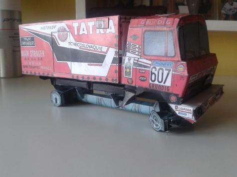 Tatra 815 VD 10 300 4x4
