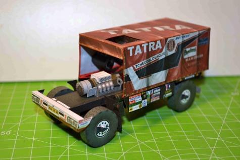 Tatra 815 VD 10 300 4x4.1 1988