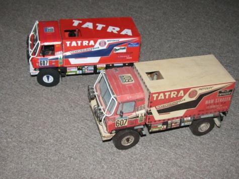 Tatra 815 VD 10 300 4x4,1 - 1988 - beta