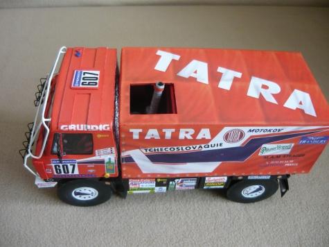 Tatra 815 VD 10 300 4x4, 1988