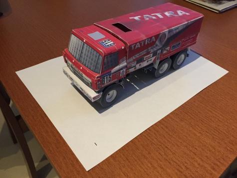 Tatra 815 VD 13 350 6x6,1