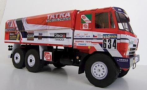 Tatra 815 VD13 350 6x6.1 Dakar 1986