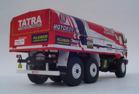 Tatra 815 VD 13 350 6x6.1 (Dakar 1986)