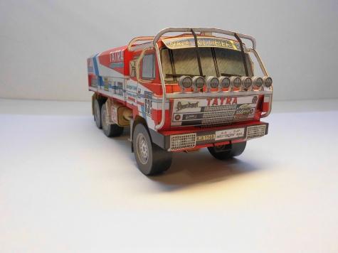 Tatra 815 VE 6x6 Dakar