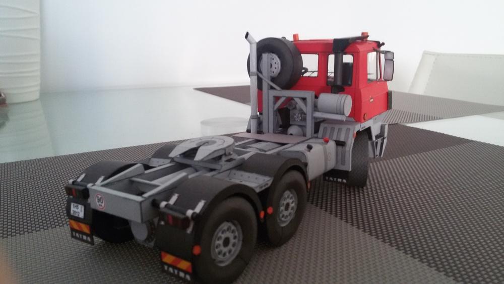 Tatra 815 NTH 6x6
