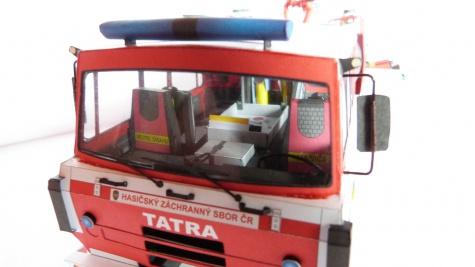 Tatra K27 815 4x4
