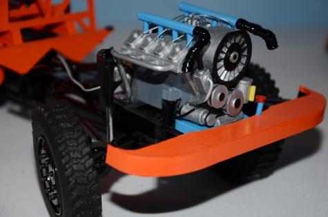 TATRA T 148 S1 / RipperWorks / 1:16