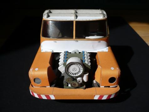 Tatra T2 148 AM 368 Autodomíchávač