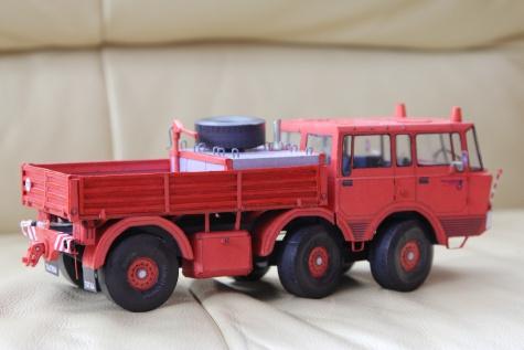 Tatra T813 TP 6x6