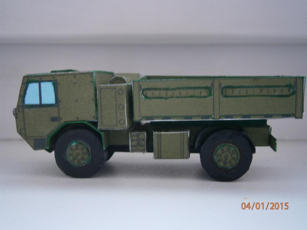 Tatra T815-7 4x4 Valník