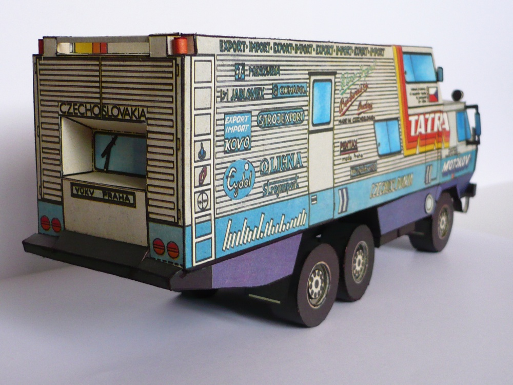 Tatra T 815 GTC