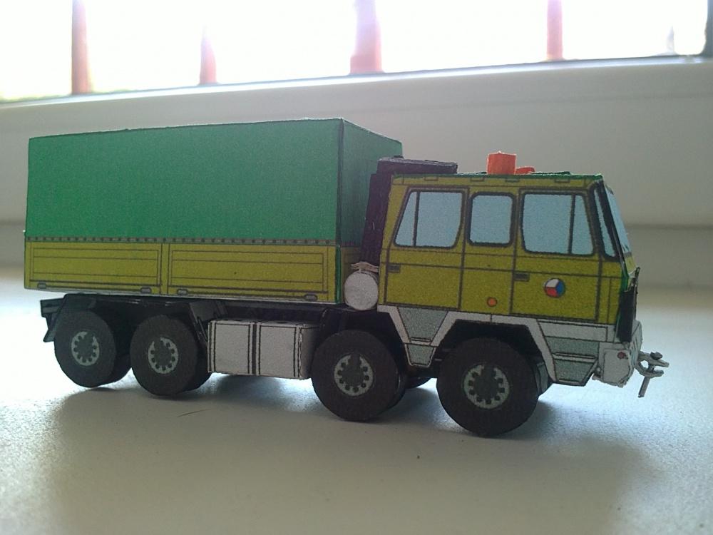 Tatra T-815VT