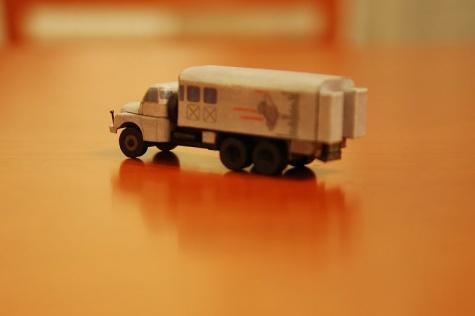 Tatra 138 VN Lambarene