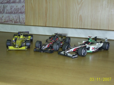 Team MINARDI F1