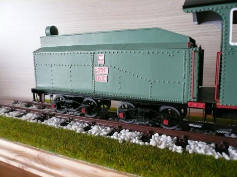 Tendr k lokomotivě Px 29