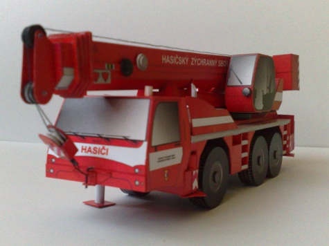 Terex Demax AC60/3
