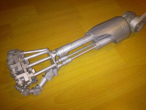 Terminátor Hand T-800
