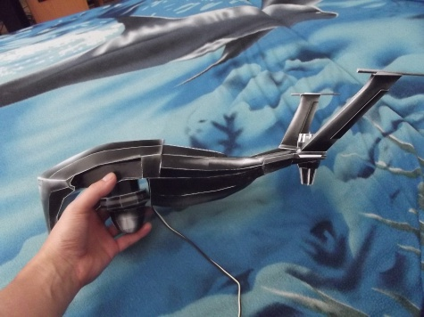 Terminator 3 : Hunter Killer Drone HK 1:?
