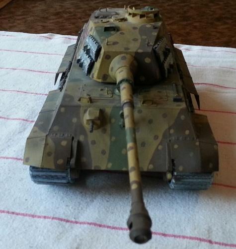 TIGER II  King tiger