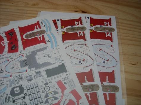 Tipy pro patinu na papírových modelech