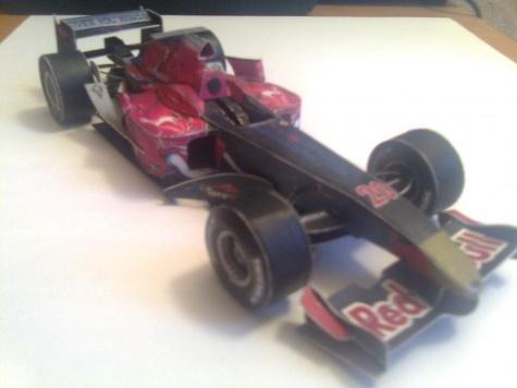 Toro Rosso STR1 2006