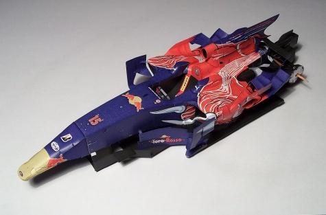 Toro Rosso STR3 - Sebastian Vettel (2008)