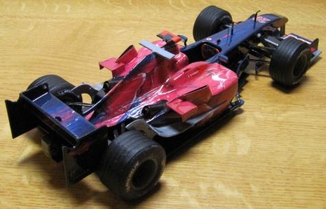 Toro Rosso STR1, Vitantonio Liuzzi, 2006