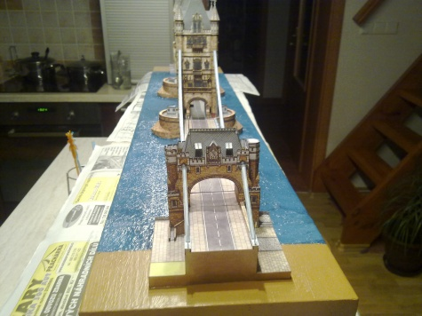 Tower Bridge - 2.časť