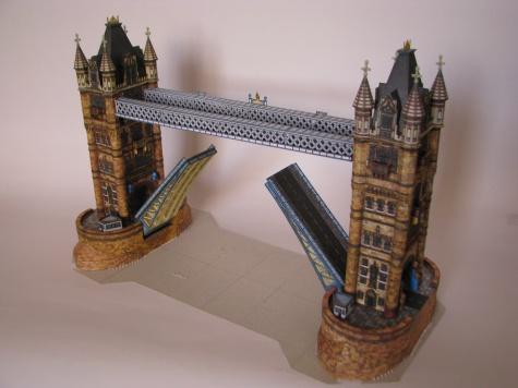 Tower Bridge - fasz
