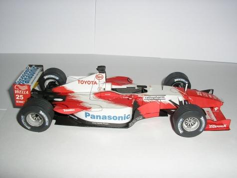 Toyota TF 102