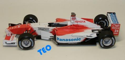 Toyota TF102