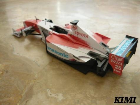 Toyota TF102,Allan McNish,2002