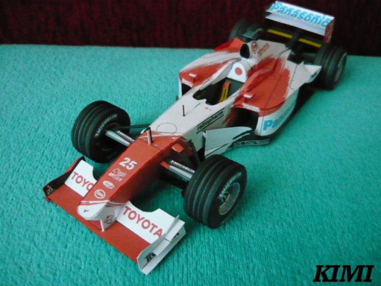 Toyota TF102,Allan McNish,2002
