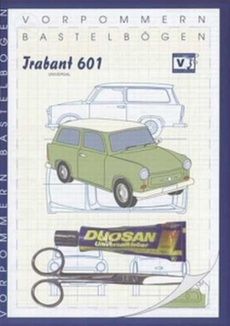 Trabant 601 Univerzal