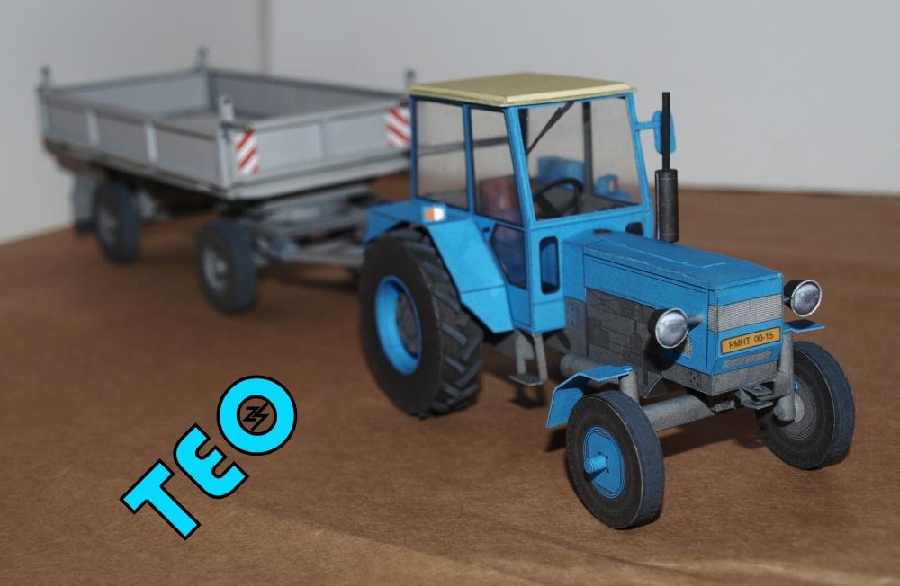 Traktor 5511