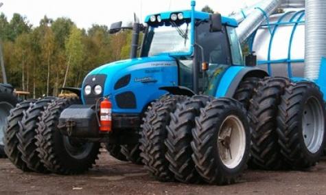 Papírové modelářství CZ • Zobrazit téma - Traktor Landini ...