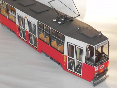 Tramvaj Konstal 105N