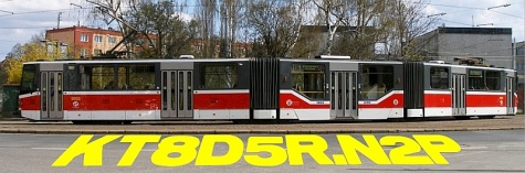 Tramvaj KT8