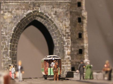 Tramvaj na Karlove moste 1889