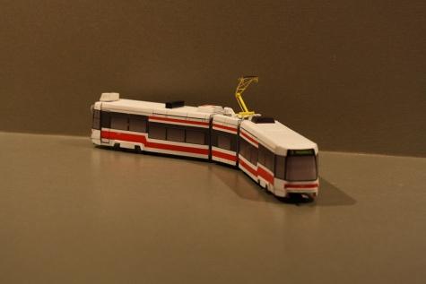 Tramvaj Tatra RT6N1