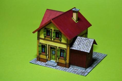 Traťový domek 2