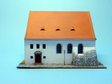 Třebíčská Zadní synagoga