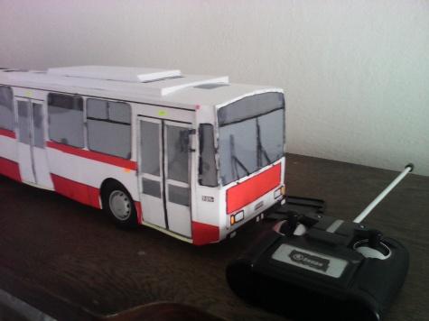 Trolejbus Škoda 15Tr/M