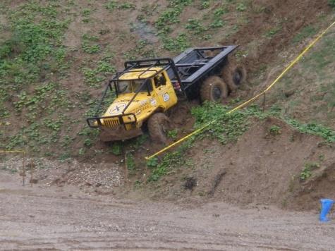 Truck trial Ujkovice 2010