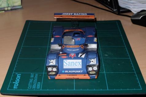 TWR Porsche WSC 95