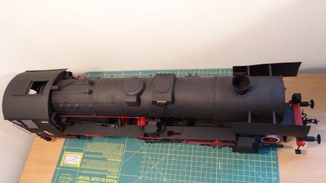 TY-2 lokomotiva